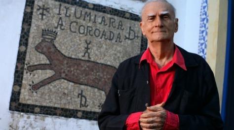 Ariano Suassuna, escritor e Secretario da Cultura de Pernambuco