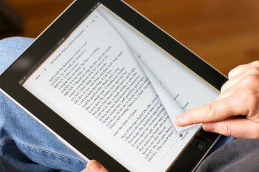ebook-tablet