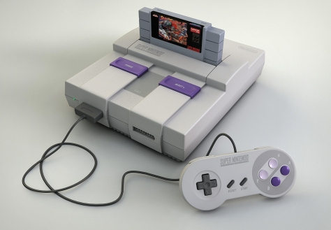 snes video game