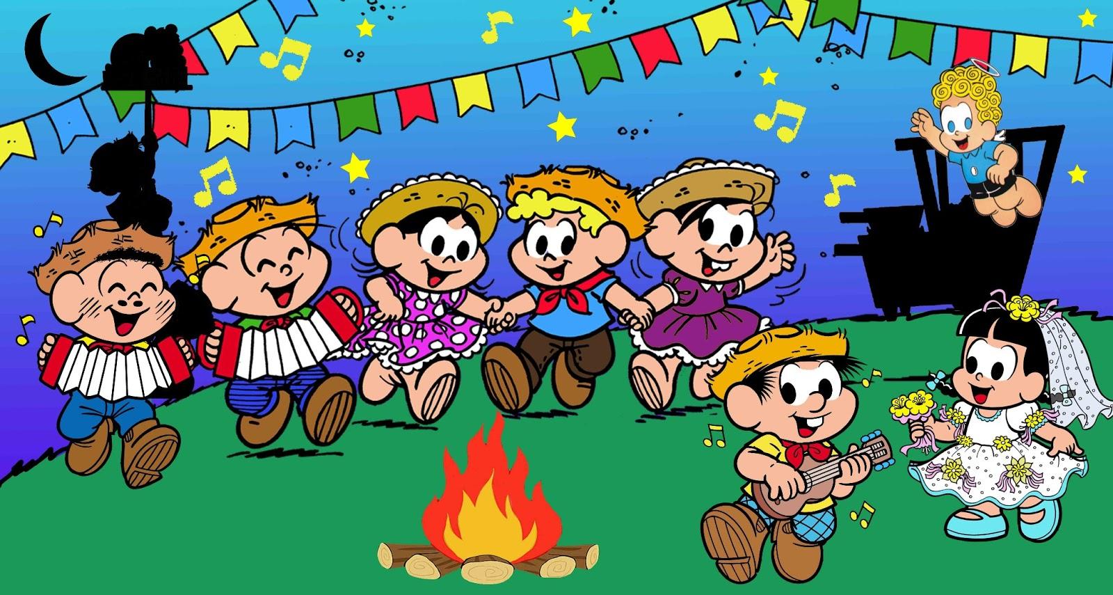 Total Flex Festas Junina A Tradicional Festa Caipira Do Brasil