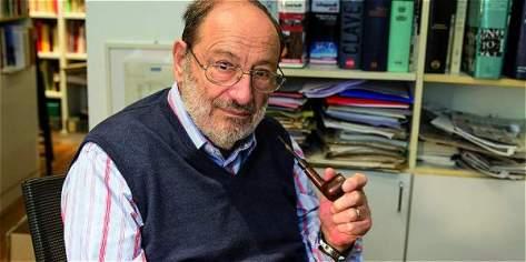 Umberto Eco pipa