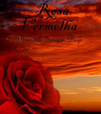 Capa do livro Rosa Vermelha