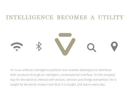 No site da Startup (o viv.ai) é possível ler que a empresa promete revolucionar o serviço de assistente de voz