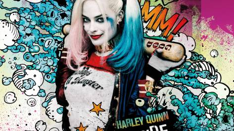 Harley Quinn Esqiadrão Suicida