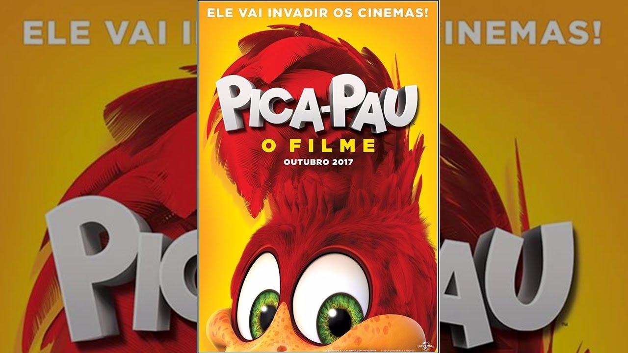 Filme do pica pau com atriz brasileira ganha trailer dublado